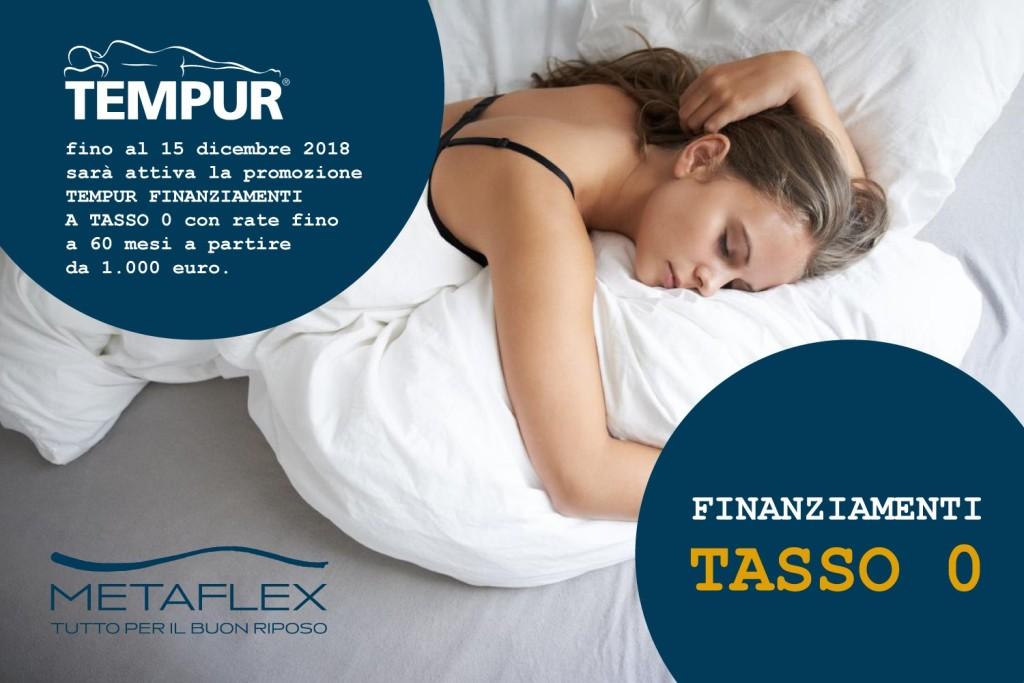 Promozione Novembre 2018 Metaflex