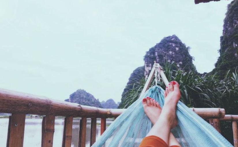 Come dormire bene in vacanza