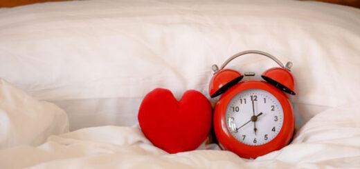 Riposare bene fa bene al cuore
